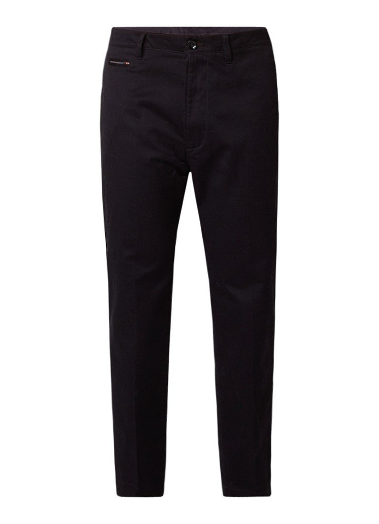 Diesel P-Madox slim fit chino met stretch