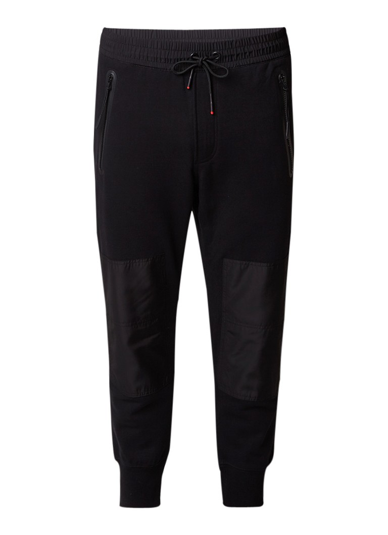 Diesel P-Grand joggingbroek met patch detail en ritszak