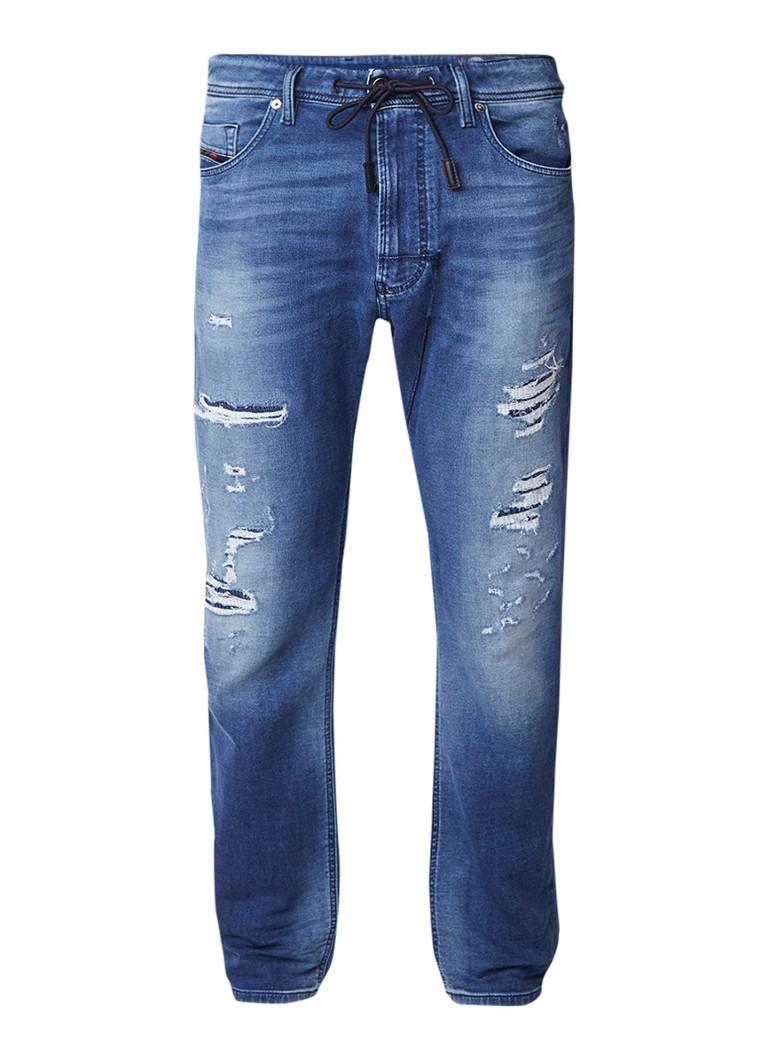 Diesel Narrot CB-NE destroyed sweat jeans 084MG