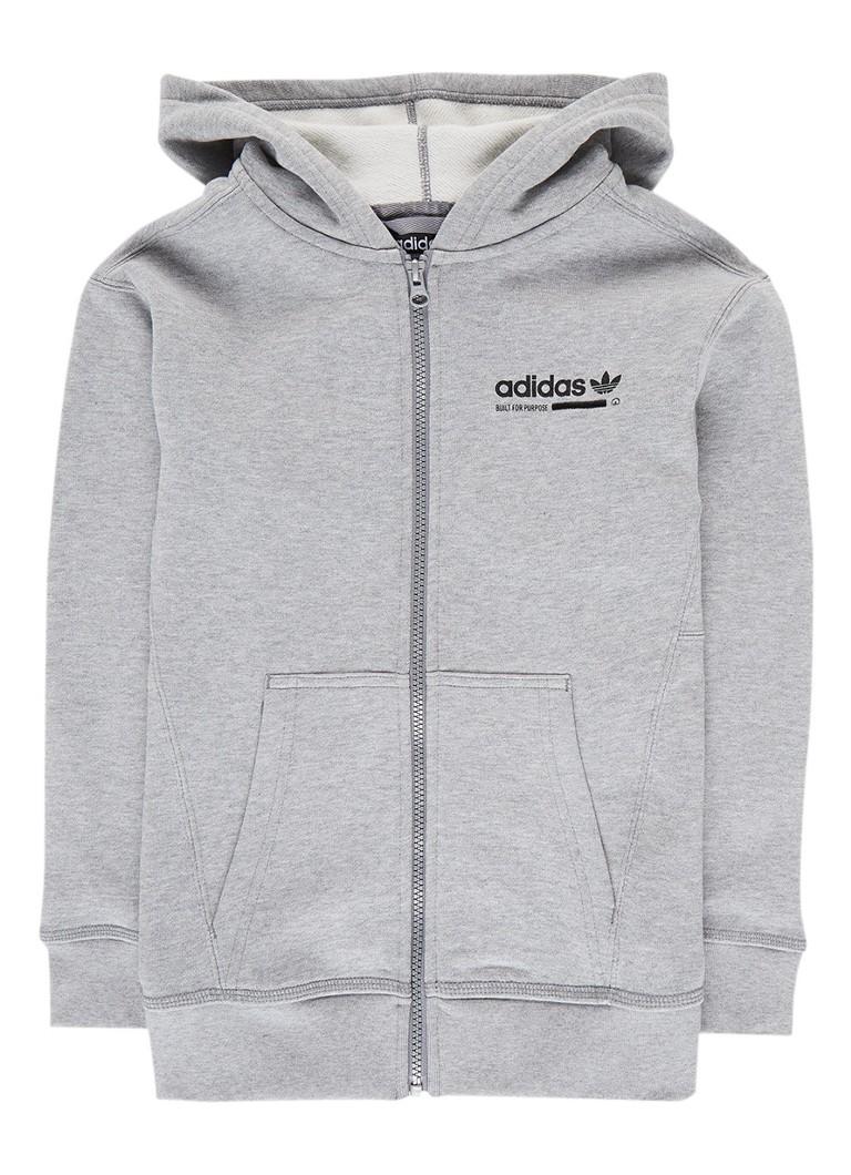 adidas Sweatvest met logoprint