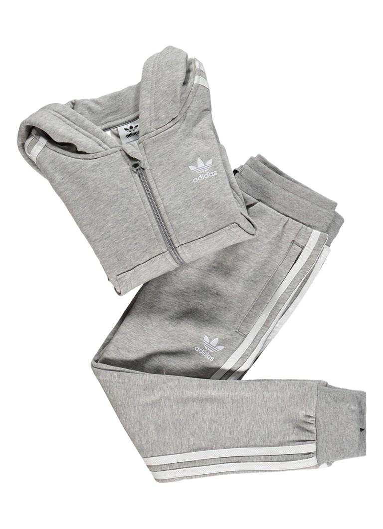 Image of adidas 3-Stripe joggingpak met logoprint