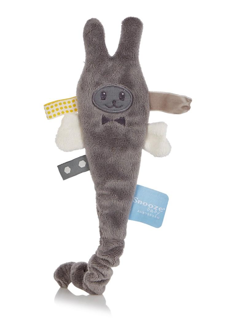 Snoozebaby Ziggy speenclip knuffel 30 cm