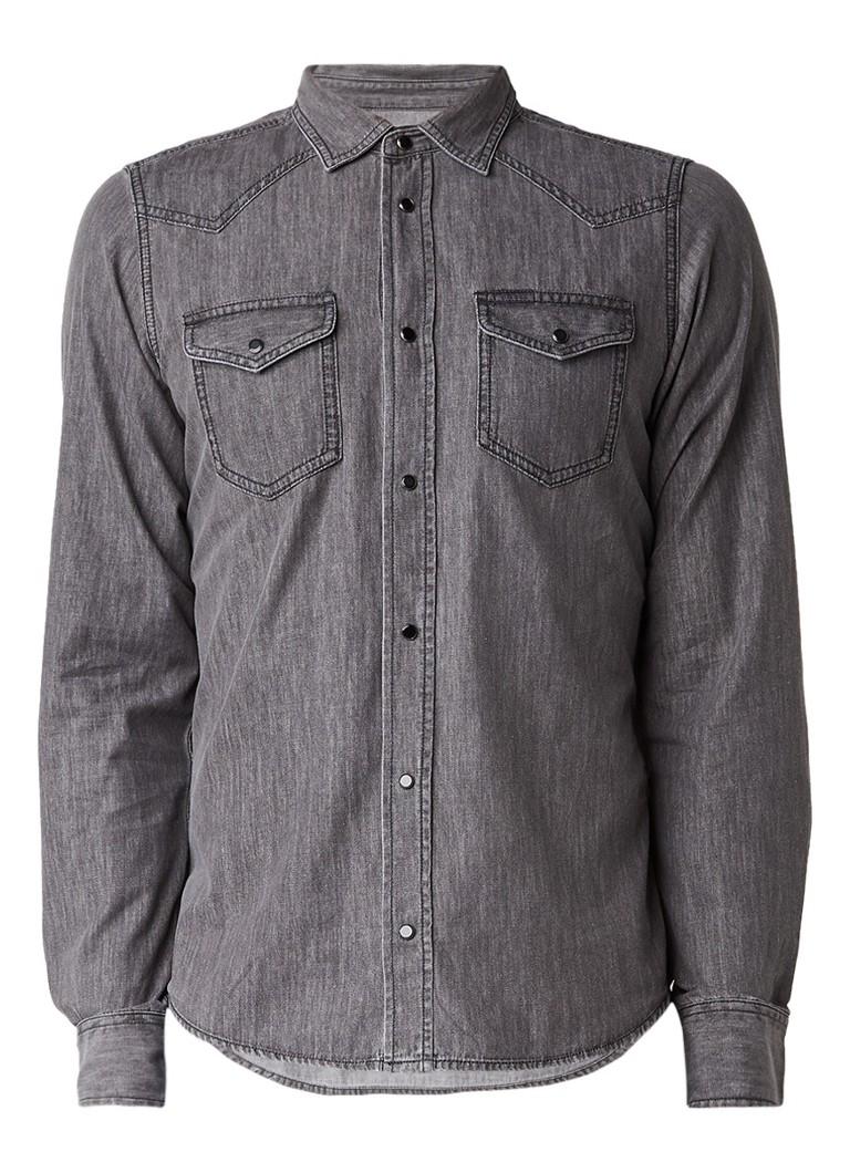 Diesel Sonora overhemd van denim