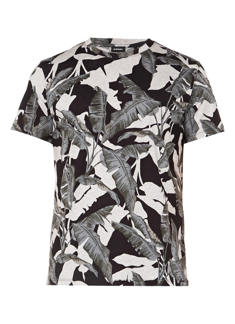 Diesel Joe T-shirt met grafische print