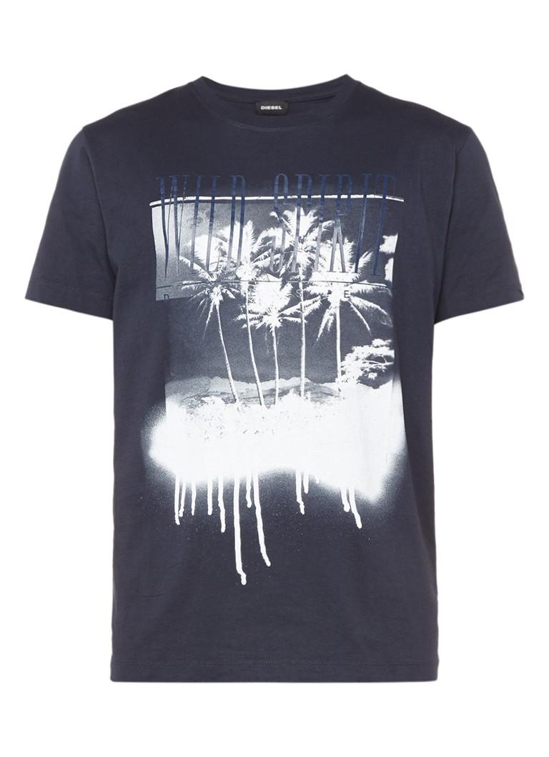 Diesel Joe T-shirt met print