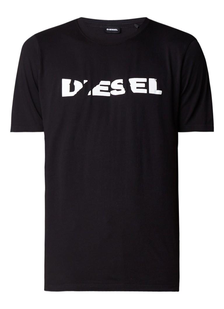 Diesel T-Just T-shirt met logoprint