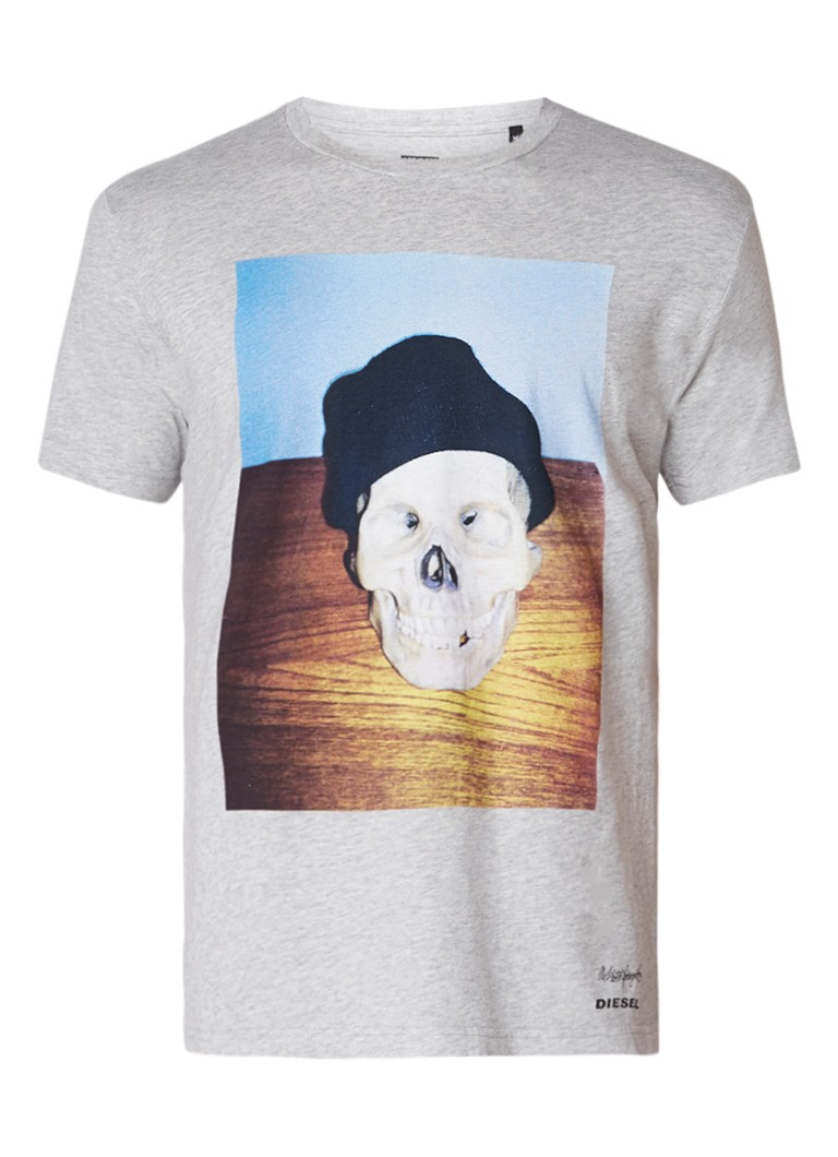 Diesel T-Joe T-shirt met print