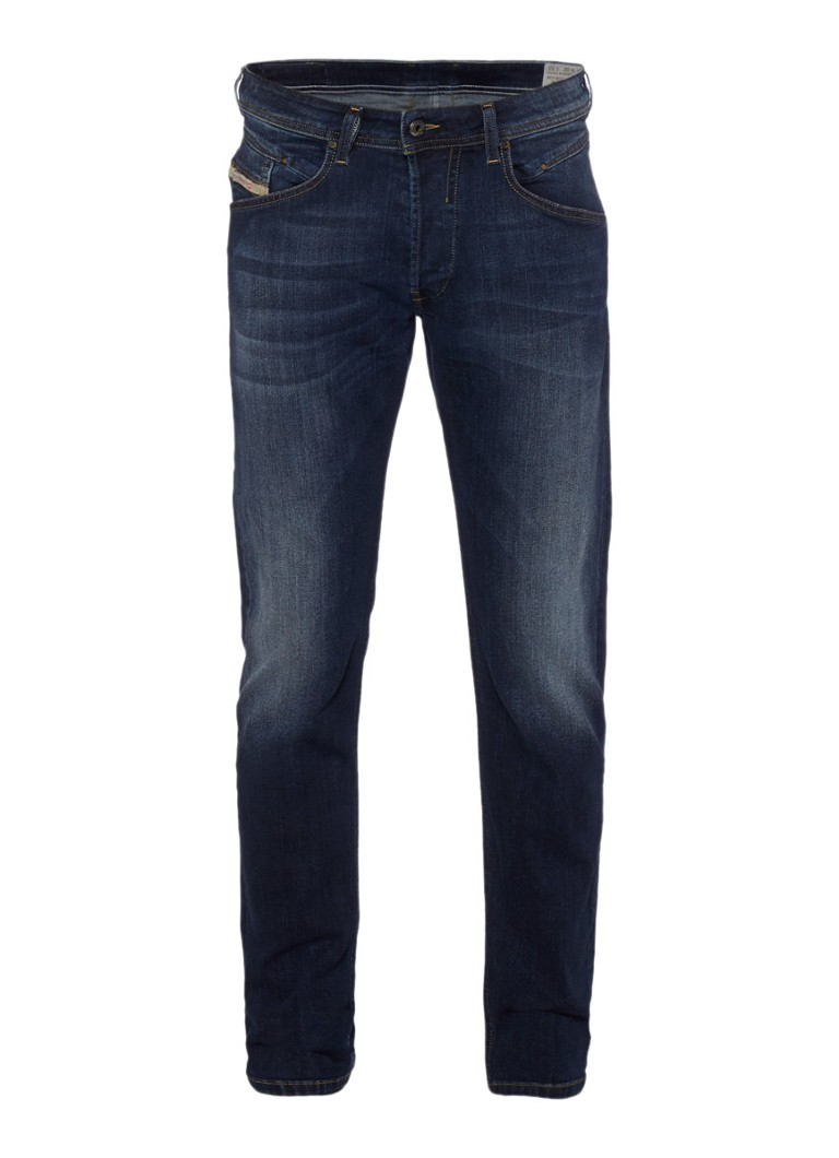 Diesel Belther regular slim-tapered fit jeans 0814W