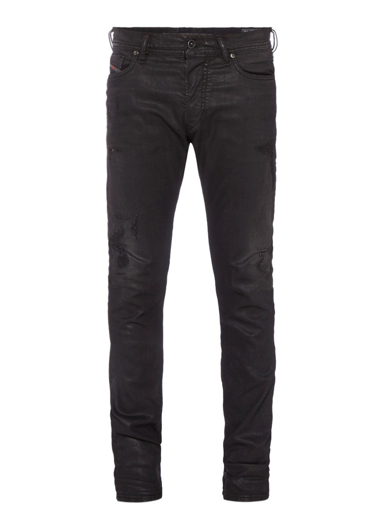 Diesel Tepphar stretch slim-carrot fit jeans 0671E