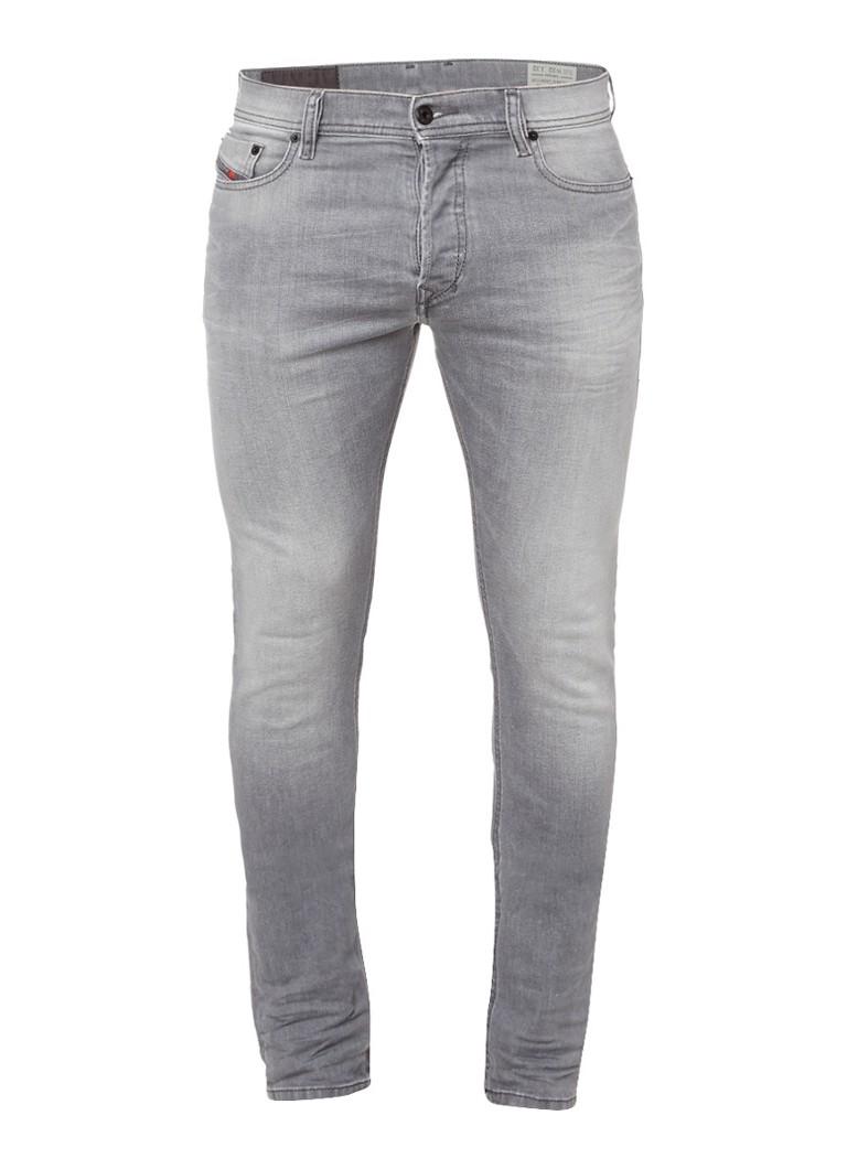 Diesel Tepphar slim-carrot fit jeans 0853T stretch