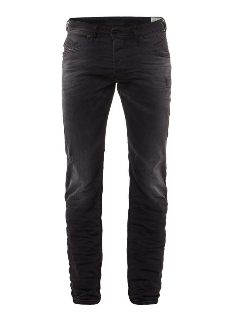 Diesel Belther regular slim-tapered fit jeans 0854A