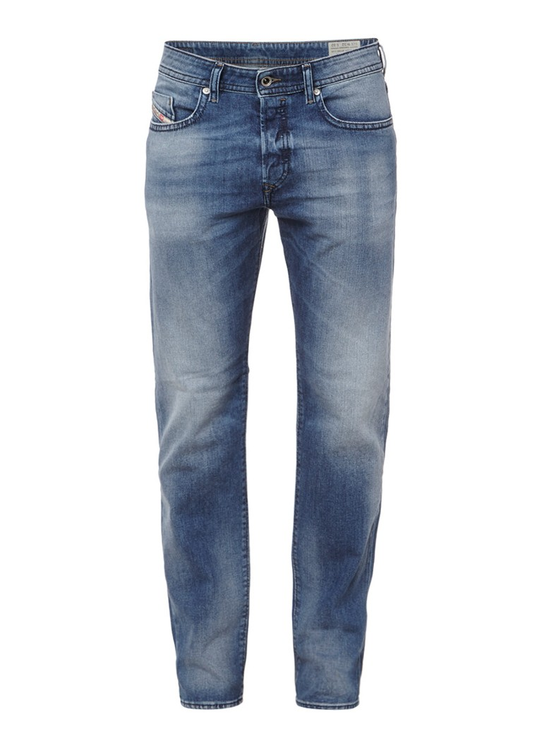Diesel Buster regular slim-tapered jeans 0853P