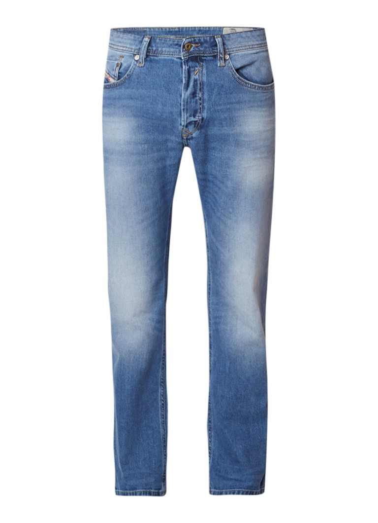 Diesel Waykee regular-straight fit jeans 0842H