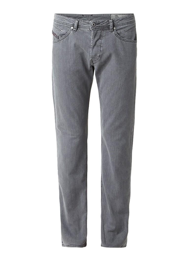 Diesel Belther regular slim-tapered fit jeans 0681D stretch