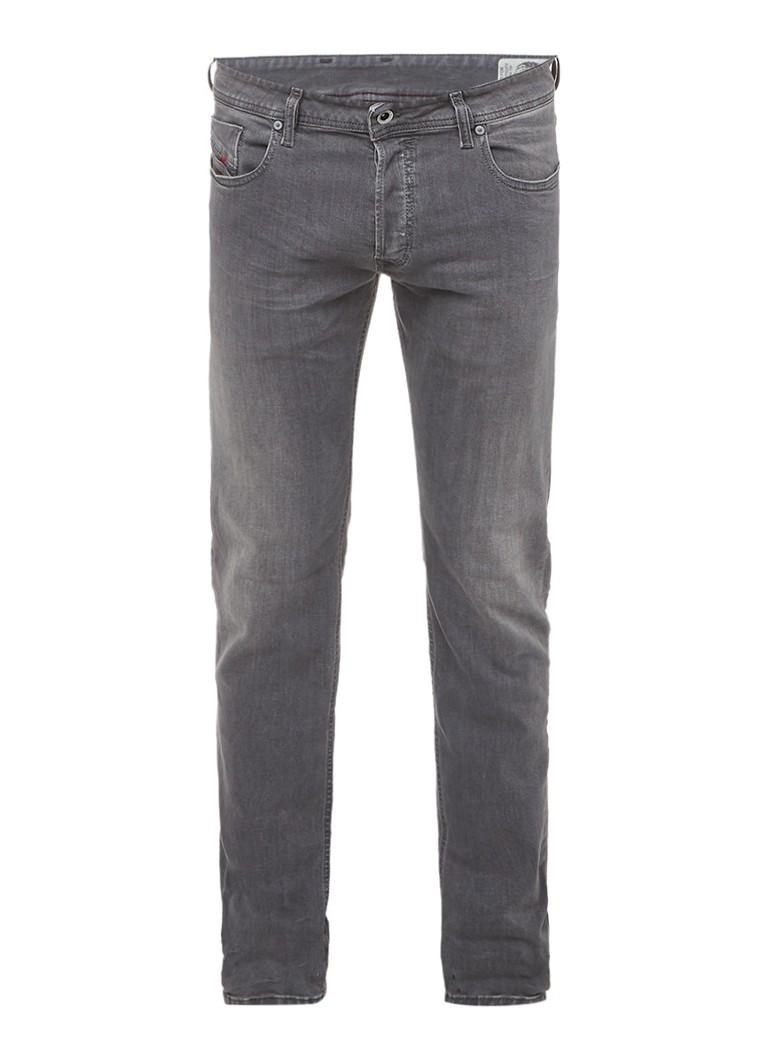 Diesel Sleenker slim fit skinny jeans in faded look 0678Z