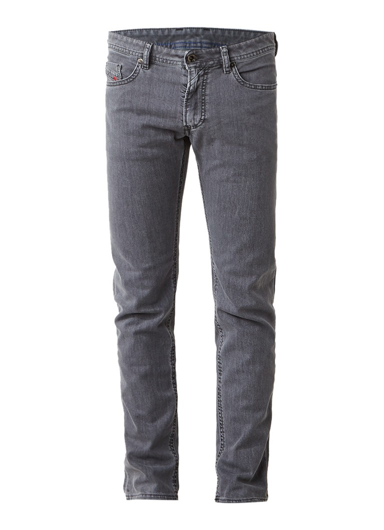 Diesel Thommer mid rise skinny fit jeans 0681D