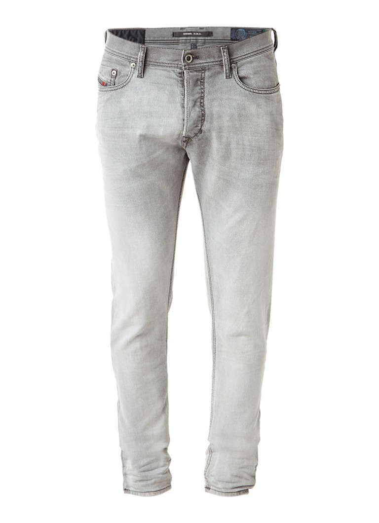 Diesel Tepphar slim-carrot jeans 0682V stretch