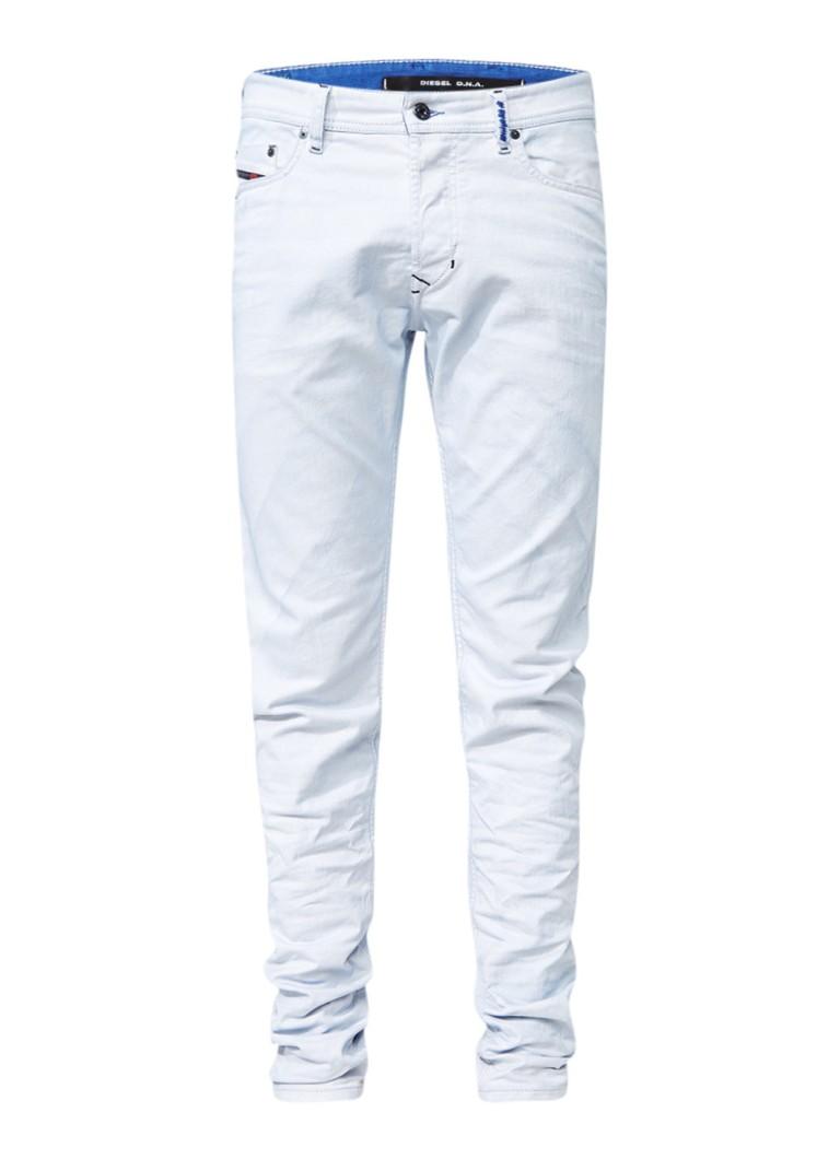 Diesel Tepphar high rise slim-carrot jeans 003V6