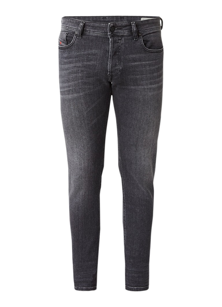 Diesel Sleenker slim skinny jeans met stretch 084JU