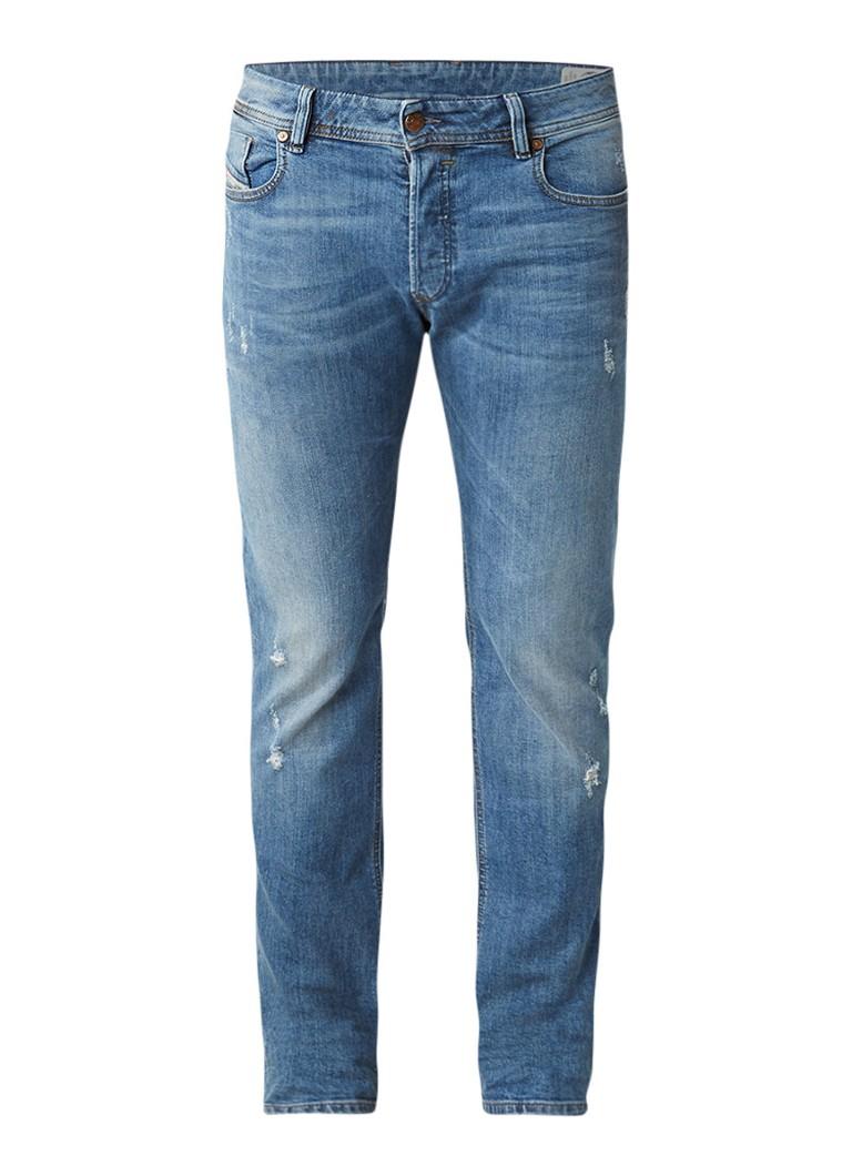 Diesel Sleenker slim skinny fit jeans met stretch 084KJ