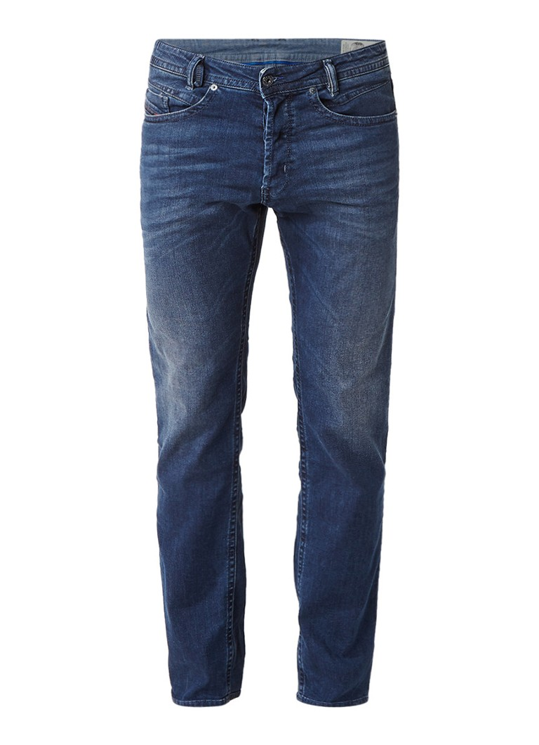 Diesel Akee Regular Slim-Tapered fit jeans 0684H Stretch