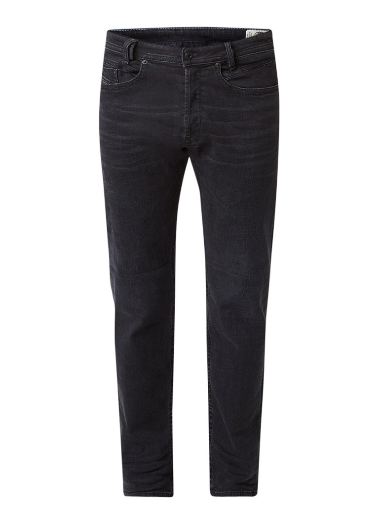 Diesel Akee regular-slim-tapered jeans 084HQ