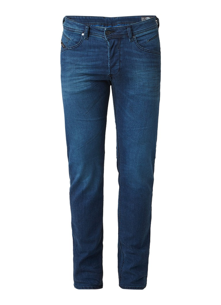 Diesel Belther regular slim-tapered fit jeans 0686A