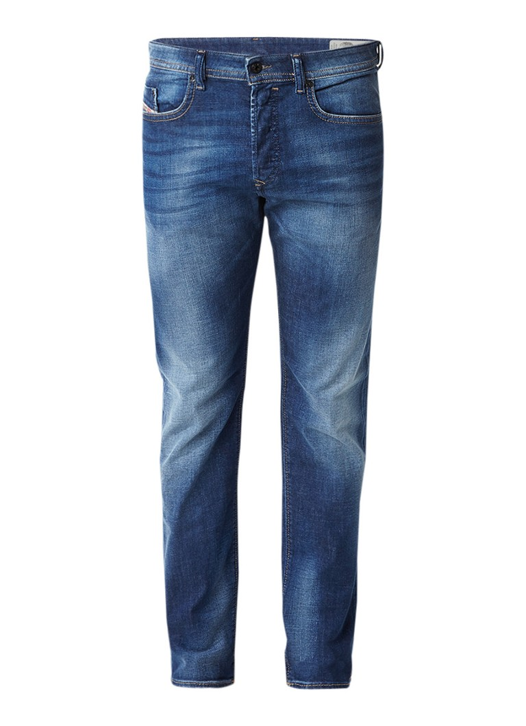 Diesel Buster regular slim-tapered fit jeans 084GR