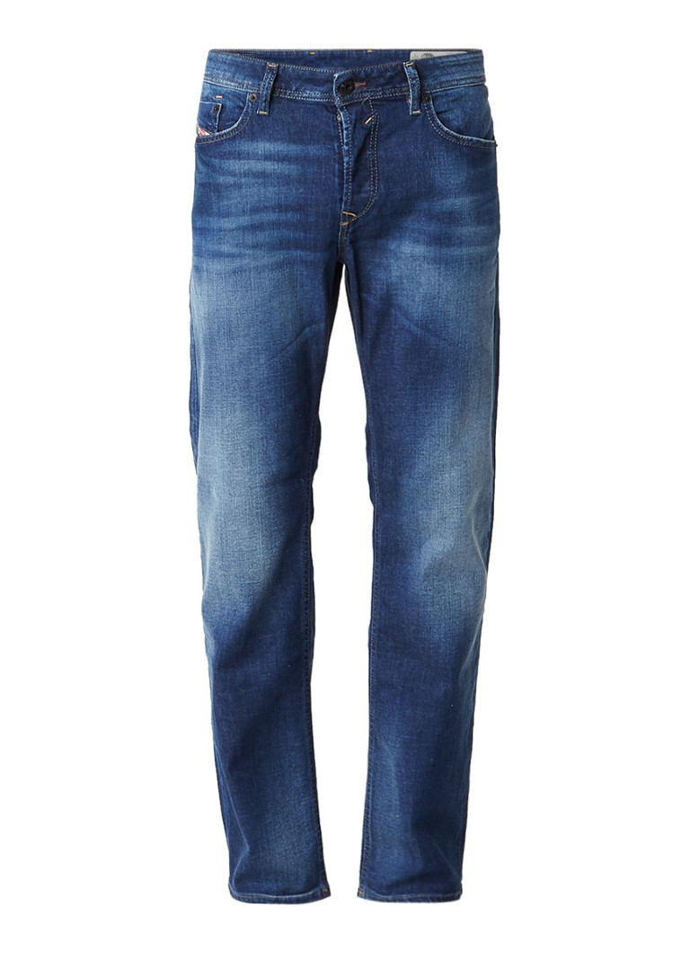 Diesel Waykee Regular-Straight jeans 084GR Stretch