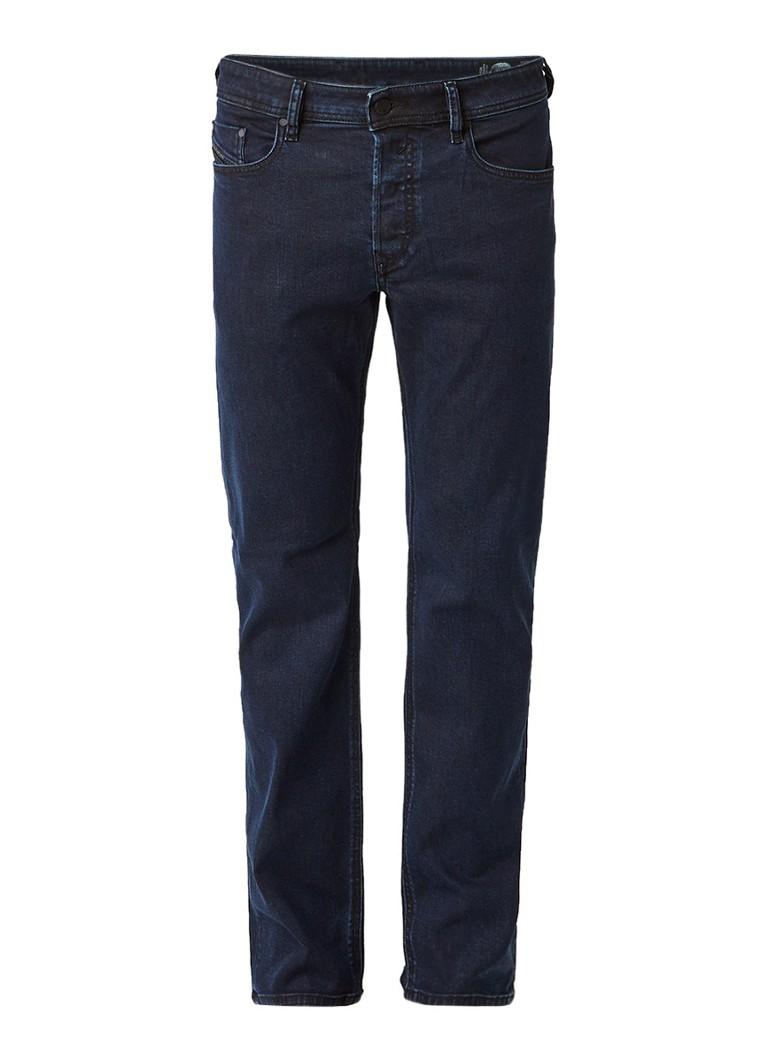 Diesel Waykee regular straight fit jeans met stretch 084LC