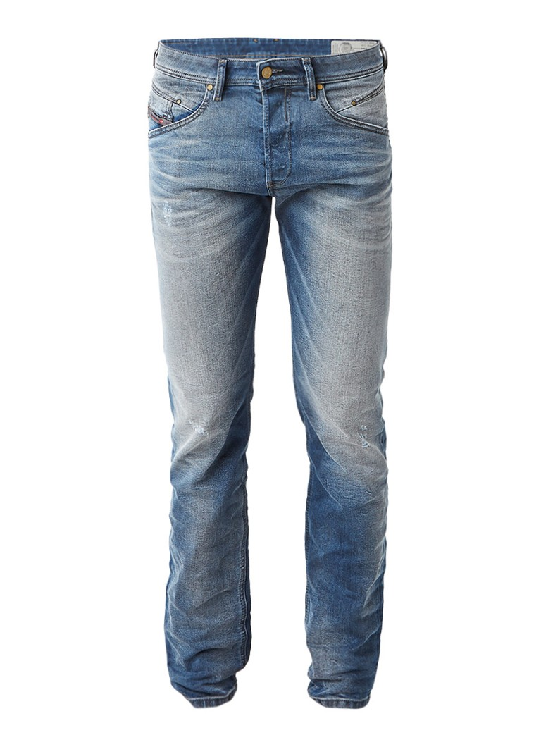 Diesel Belther regular slim-tapered fit jeans 084IK