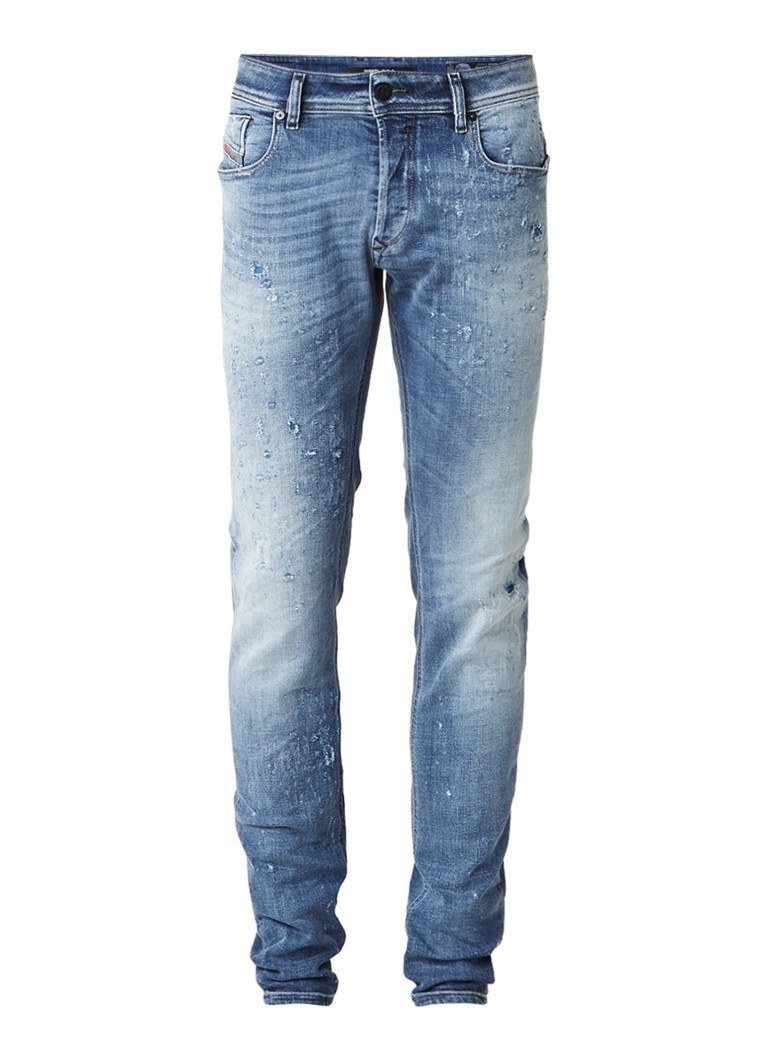 Diesel Sleenker Slim-Skinny jeans 084GM Stretch