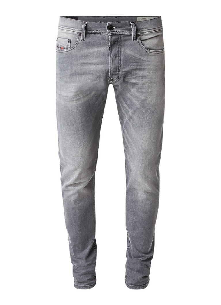 Diesel Tepphar slim-carrot fit jeans 084HP