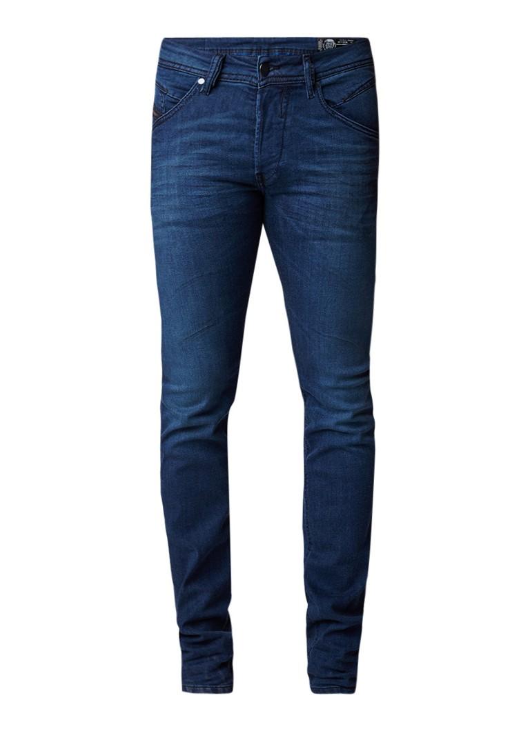 Diesel Belther regular slim-tapered fit jeans 0686A