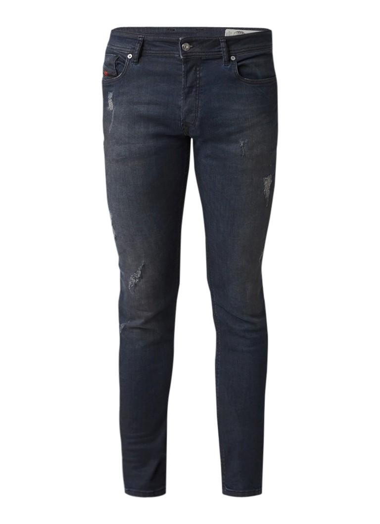Diesel Sleenker slim skinny jeans met stretch 0685N