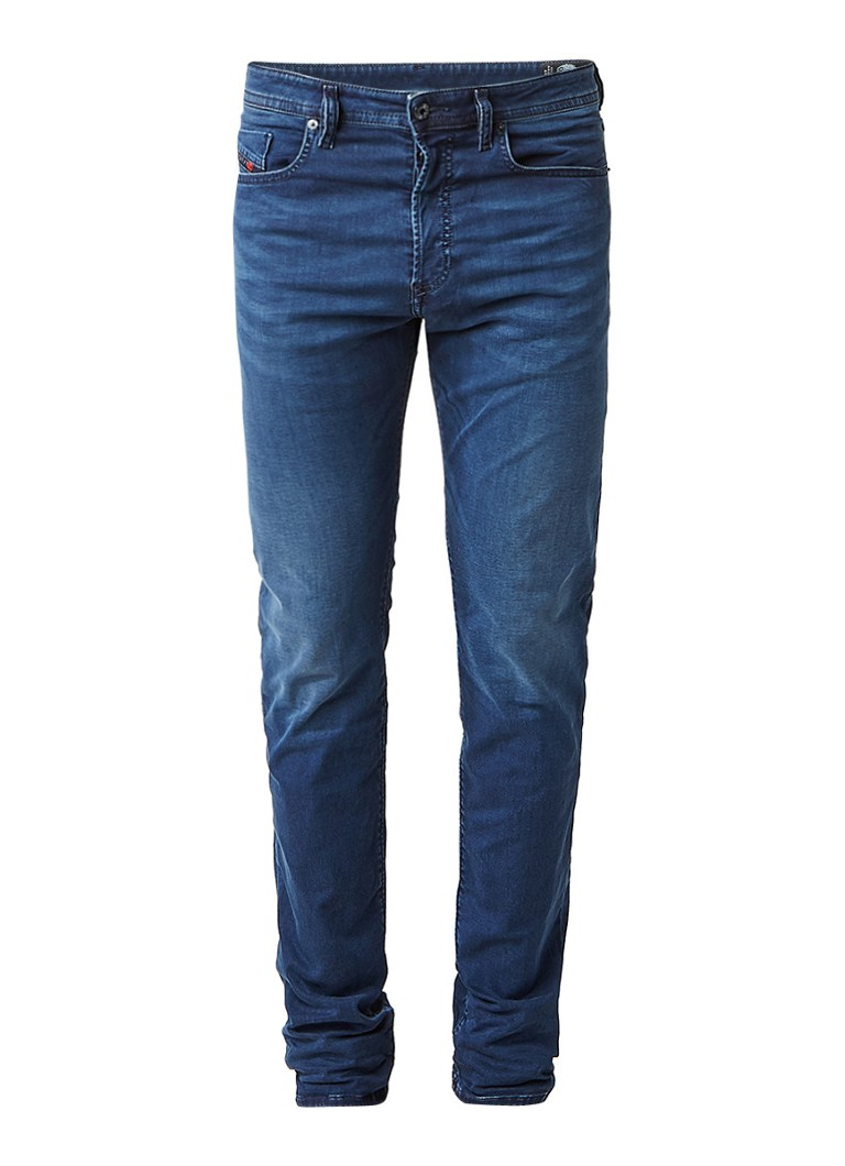 Diesel Buster regular slim-tapered fit jeans 0675L