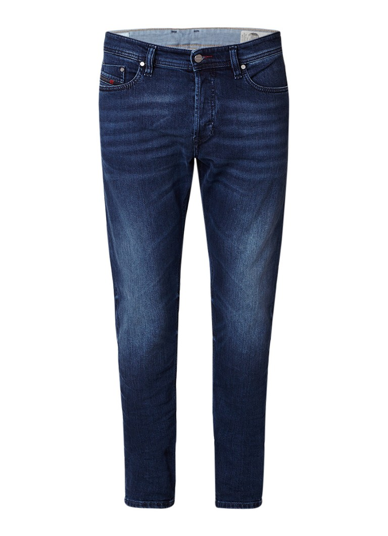 Diesel Tepphar slim-carrot fit jeans met stretch 084SY
