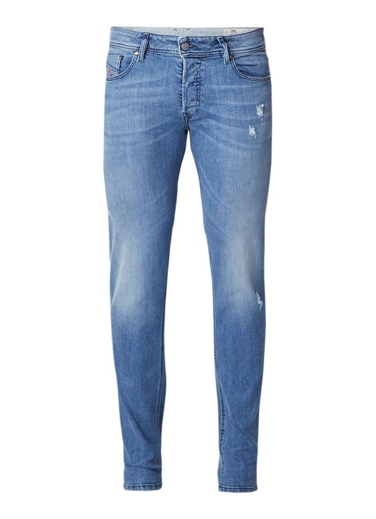 Diesel Sleenker slim-skinny fit jeans 0688C