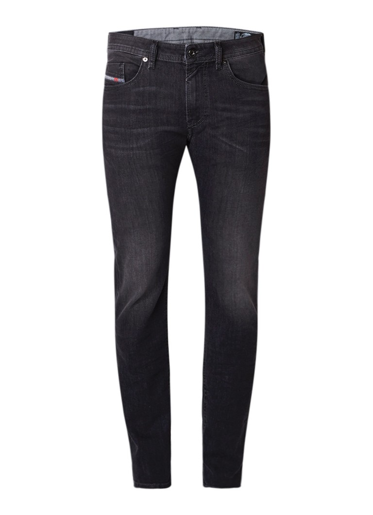 Diesel Thommer faded slim skinny fit jeans