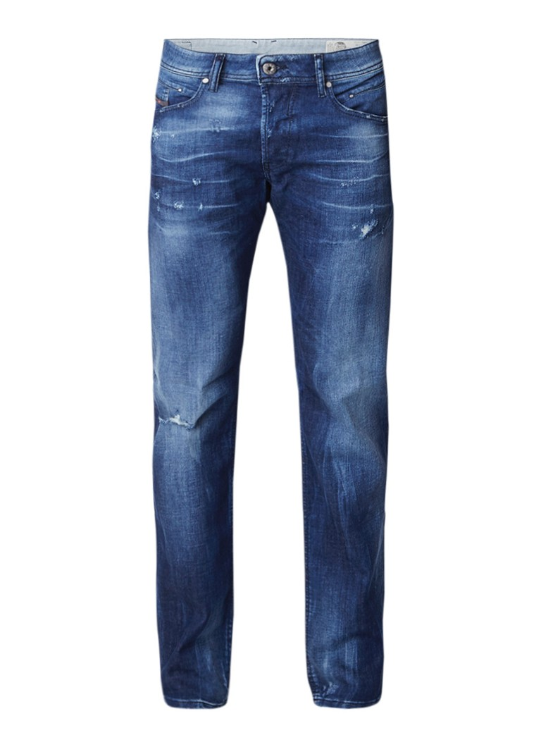Diesel Belther regular slim-tapered fit jeans 084MX