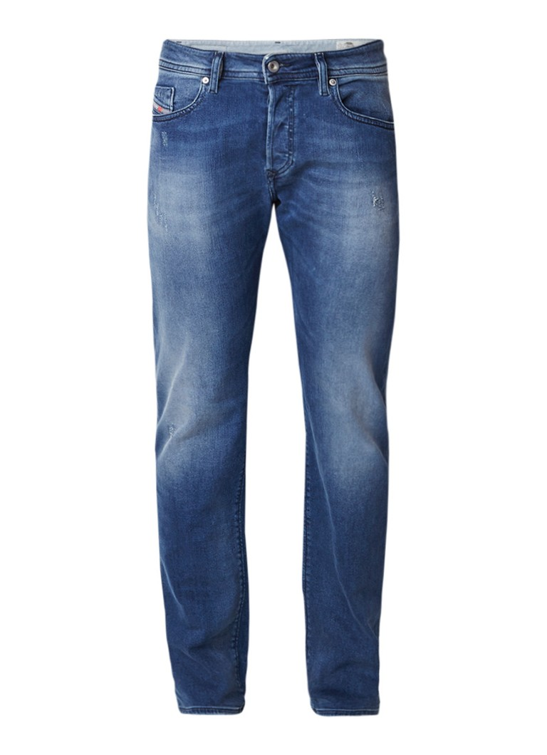Diesel Buster regular slim-tapered fit jeans 084NV