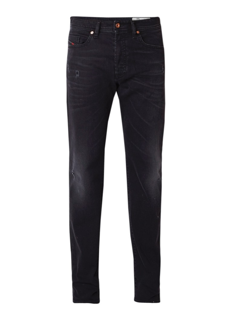 Diesel Buster regular slim-tapered fit jeans 084NG