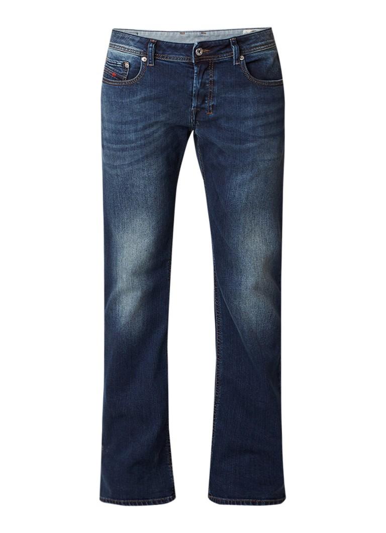 Diesel Zatiny low rise loose fit jeans met stretch 084BU