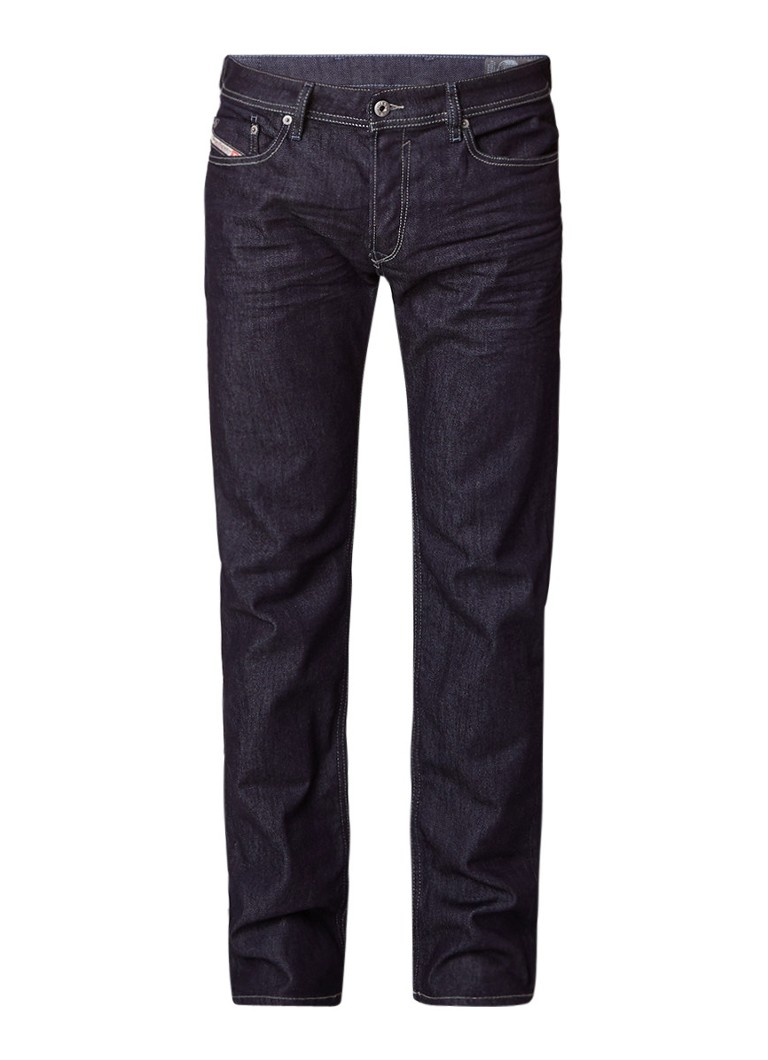Diesel WAYKEE regular-straight fit jeans met stretch 084HN