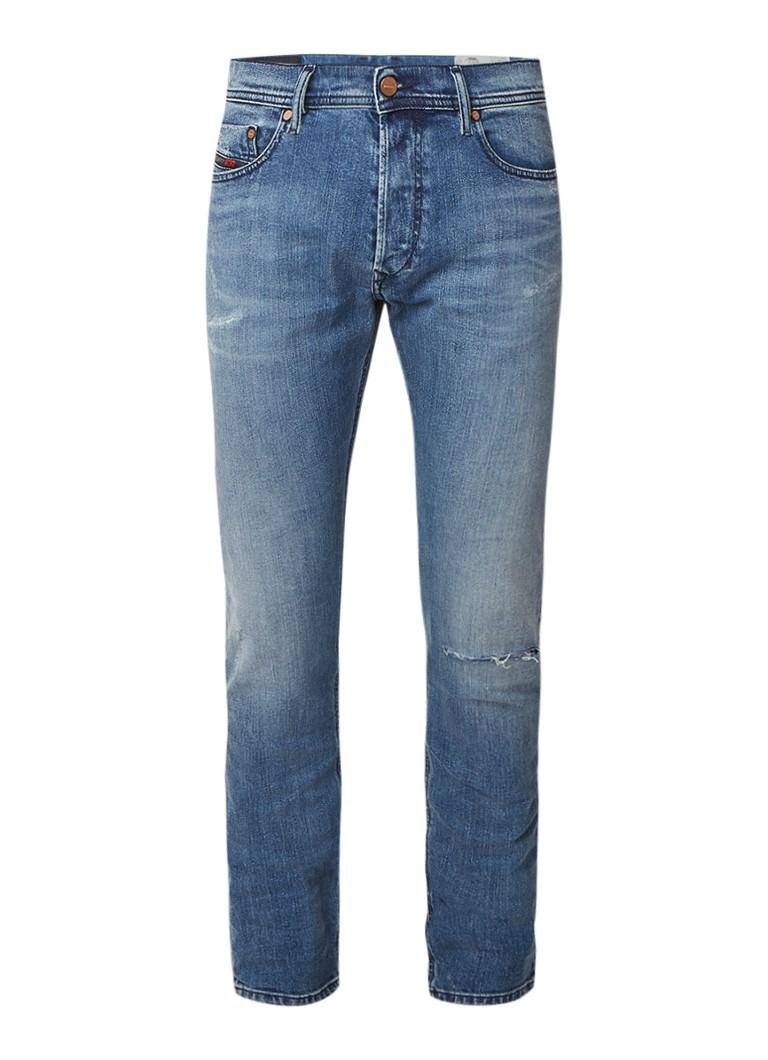 Diesel Tepphar slim-carrot jeans met stretch 084VI