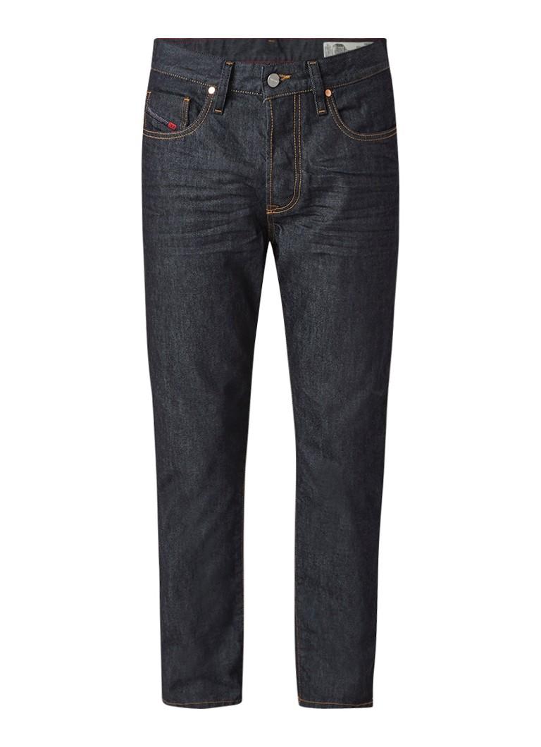 Diesel Mharky slim-skinny jeans van ongewassen denim 0088Z