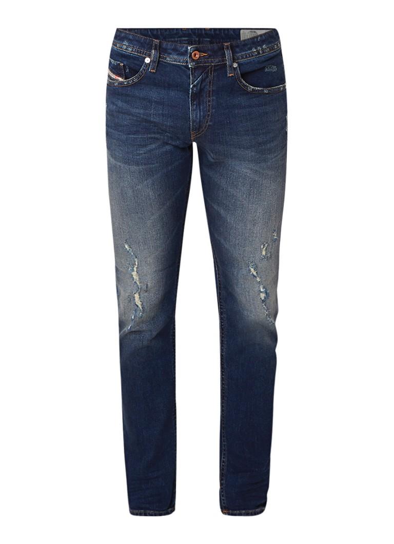 Diesel Thommer slim-skinny fit jeans met destroyed afwerking 084YY