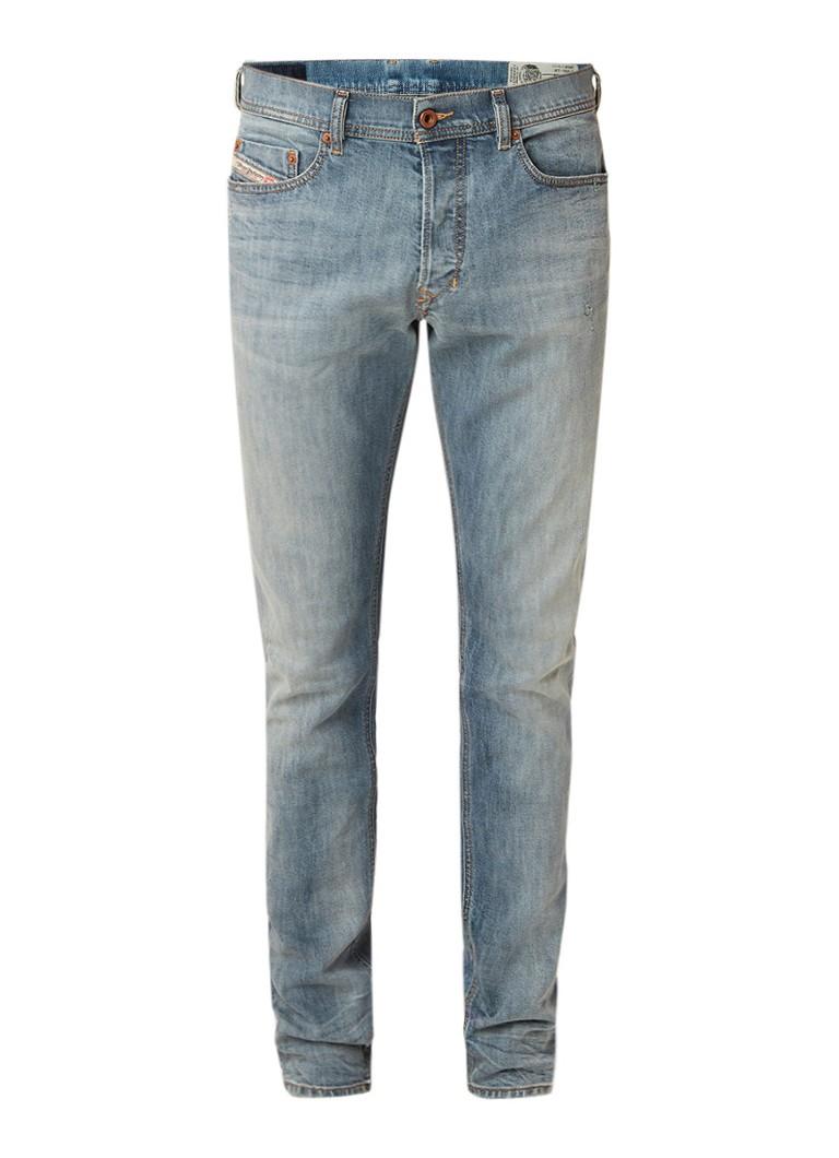 Diesel Tepphar slim-carrot jeans met stretch 084UK