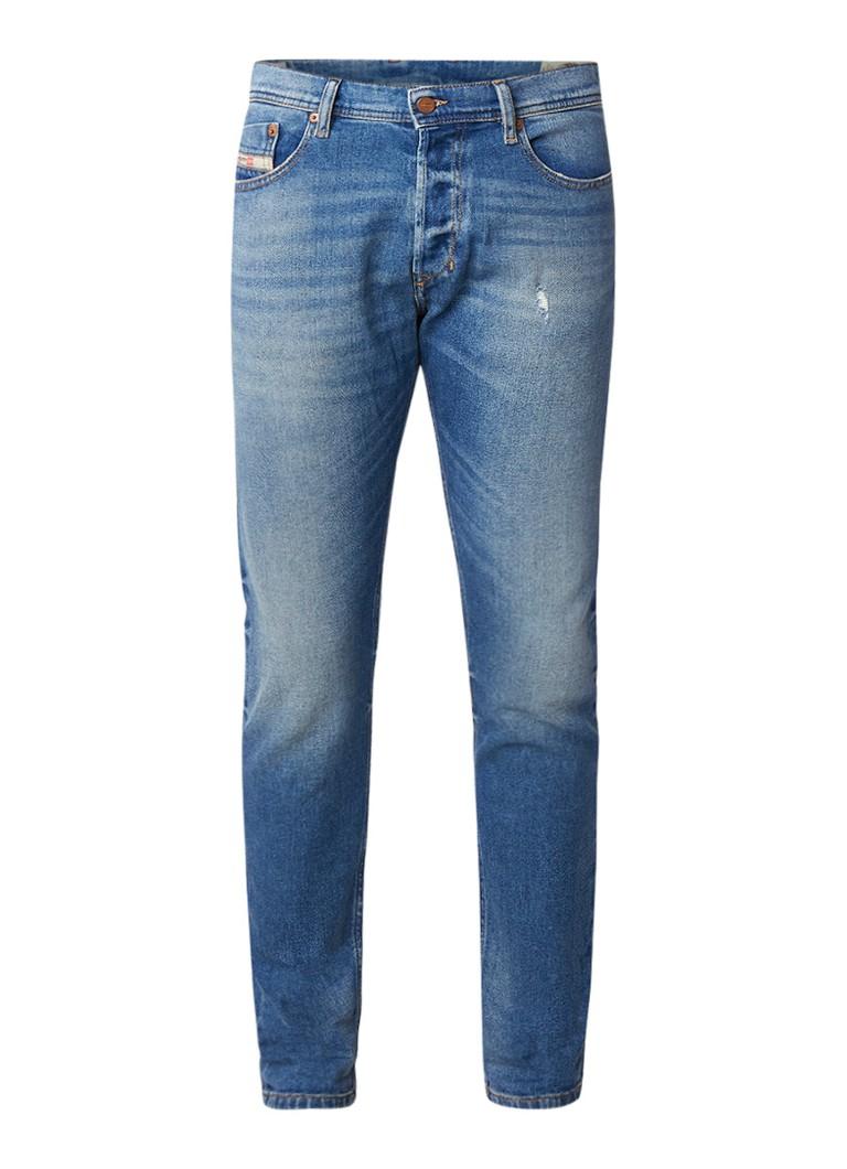 Diesel Tepphar slim fit jeans met stretch 089AW kopen