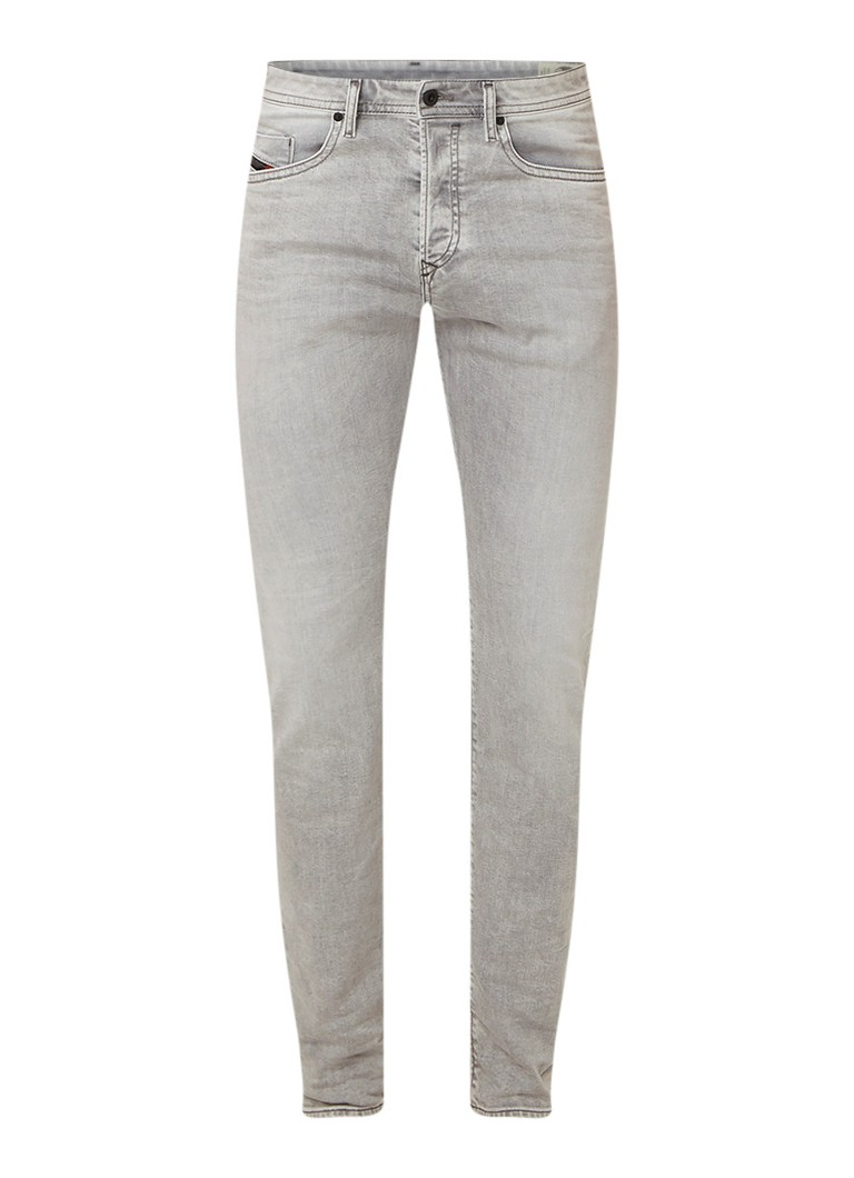 Diesel Buster regular fit jeans met lichte wassing